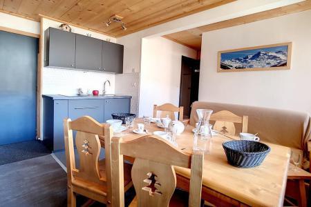 Vacances en montagne Appartement 3 pièces 6 personnes (B1) - La Résidence les Lauzes - Les Menuires