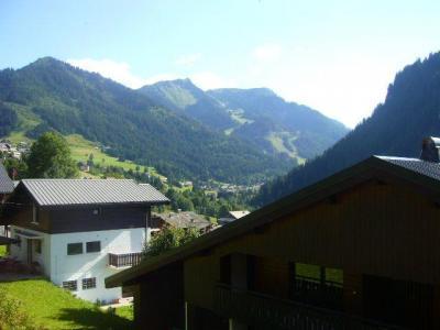 Alquiler Châtel : La Résidence les Montagnys verano