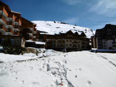 Holiday in mountain resort Studio 4 people (087) - La Résidence les Névés - Val Thorens