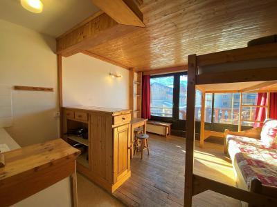 Holiday in mountain resort Studio 4 people (073) - La Résidence les Névés - Val Thorens