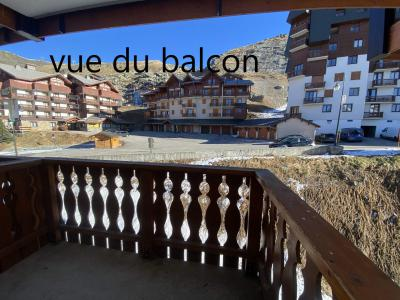 Holiday in mountain resort La Résidence les Névés - Val Thorens