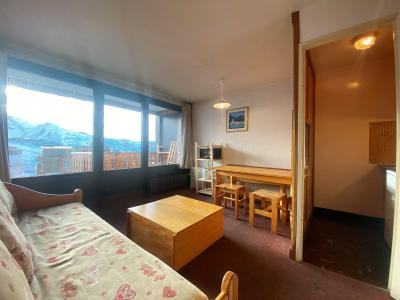 Holiday in mountain resort Studio 4 people (165) - La Résidence les Névés - Val Thorens