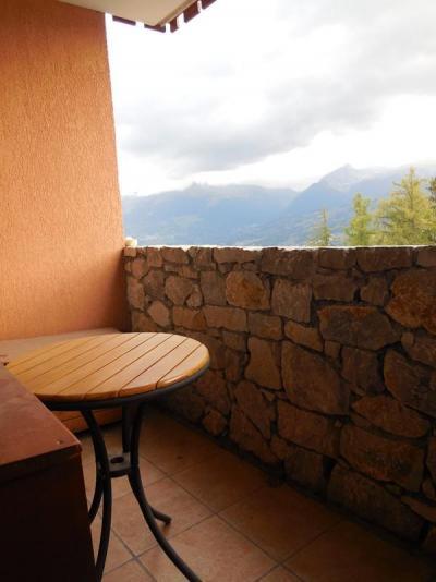 Location au ski Studio 4 personnes (020) - La Résidence les Pentes - Montchavin - La Plagne - Extérieur été