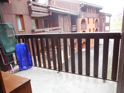 Vacances en montagne Studio 4 personnes (010) - La Résidence les Pentes - Montchavin La Plagne