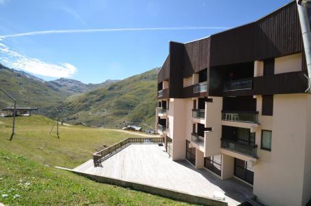 Holiday in mountain resort La Résidence les Soldanelles - Les Menuires - Plan