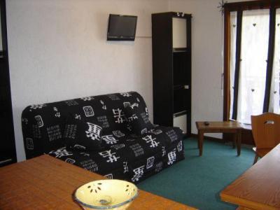 Vacances en montagne Studio duplex 4 personnes - La Résidence les Tavaillons - Châtel - Banquette