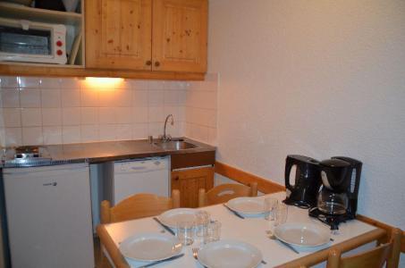 Vacances en montagne Appartement 2 pièces 4 personnes (515) - La Résidence Médian - Les Menuires - Logement
