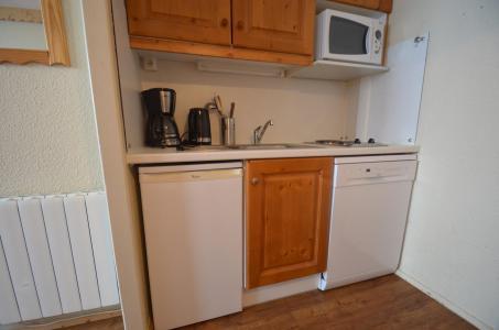 Vacances en montagne Appartement 2 pièces 4 personnes (618) - La Résidence Médian - Les Menuires - Cuisine