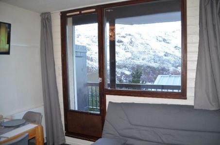 Vacances en montagne Studio coin montagne 3 personnes (110) - La Résidence Médian - Les Menuires - Logement