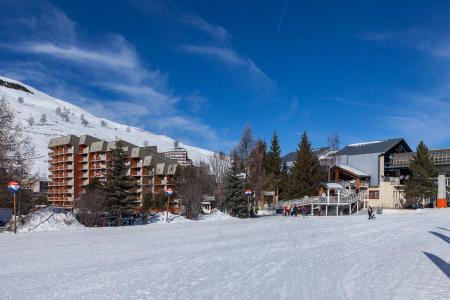 Vakantie in de bergen La Résidence Meijotel Dizaines - Les 2 Alpes
