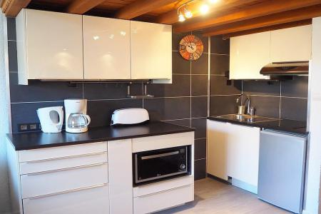 Holiday in mountain resort 2 room duplex apartment 4 people (720) - La Résidence Nant Benoit - Les Menuires