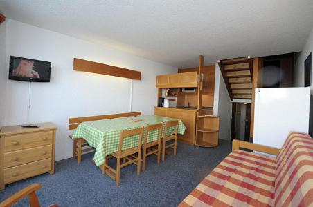 Holiday in mountain resort 3 room triplex apartment 8 people (419) - La Résidence Nant Benoit - Les Menuires