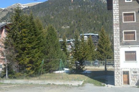 Vacances en montagne Studio cabine 4 personnes (NG8) - La Résidence Neige et Golf - Montgenèvre