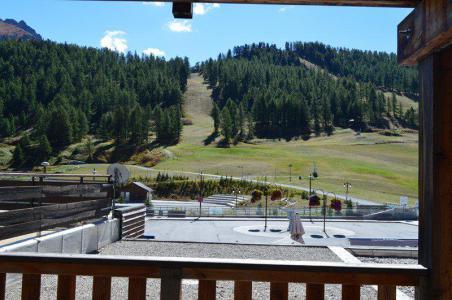 Vacances en montagne Appartement 2 pièces 4 personnes (NG9) - La Résidence Neige et Golf - Montgenèvre