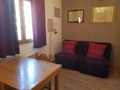 Vacances en montagne Appartement 2 pièces 4 personnes (NG6) - La Résidence Neige et Golf - Montgenèvre - Séjour