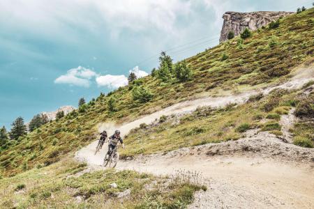 Vacances en montagne Studio coin montagne 4 personnes (MAYAN) - La Résidence Rochebrune - Serre Chevalier
