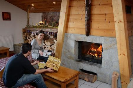 Vacances en montagne La Résidence Rochebrune Le Vallon - Orcières Merlette 1850 - Réception