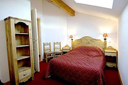 Vacances en montagne La Résidence Rochebrune Le Vallon - Orcières Merlette 1850 - Chambre