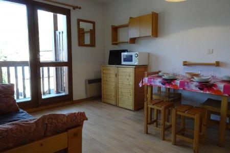 Holiday in mountain resort Studio sleeping corner 4 people - La Résidence Ruitor - Les Arcs - Accommodation