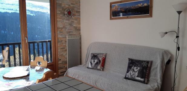Vacances en montagne Appartement 2 pièces cabine 4 personnes (211) - La Résidence Sagittaire - Flaine - Logement