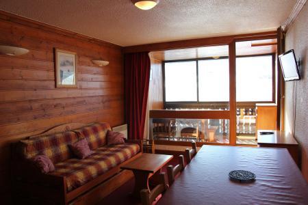 Holiday in mountain resort Studio 6 people (J9) - La Résidence Sérac - Val Thorens