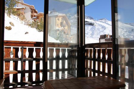 Holiday in mountain resort Studio 4 people (W4) - La Résidence Sérac - Val Thorens
