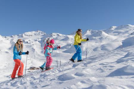 Holiday in mountain resort La Résidence Sérac - Val Thorens