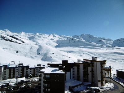Location au ski Studio 6 personnes (J9) - La Residence Serac - Val Thorens - Extérieur été
