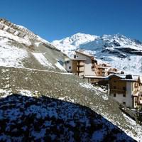 Location au ski Studio coin montagne 4 personnes (Z8) - La Residence Serac - Val Thorens - Extérieur été