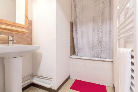 Urlaub in den Bergen 2-Zimmer-Berghütte für 4 Personen (1108) - La Résidence Ski Soleil - Les Menuires - Badewanne