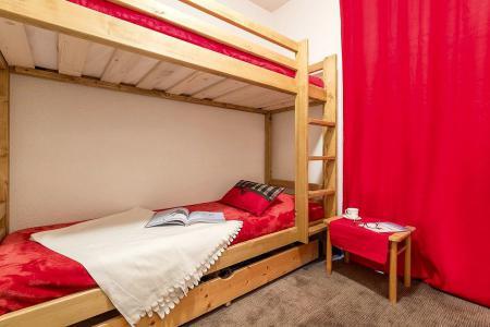 Urlaub in den Bergen 2-Zimmer-Berghütte für 4 Personen (1108) - La Résidence Ski Soleil - Les Menuires - Stockbetten