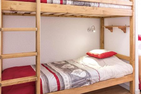 Urlaub in den Bergen 2-Zimmer-Berghütte für 4 Personen (2102) - La Résidence Ski Soleil - Les Menuires - Stockbetten