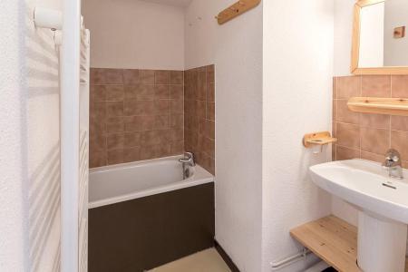Urlaub in den Bergen 2-Zimmer-Berghütte für 5 Personen (1111) - La Résidence Ski Soleil - Les Menuires - Badewanne
