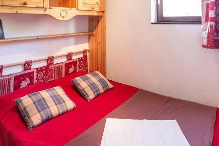 Urlaub in den Bergen 2-Zimmer-Berghütte für 5 Personen (1111) - La Résidence Ski Soleil - Les Menuires - Doppelbett