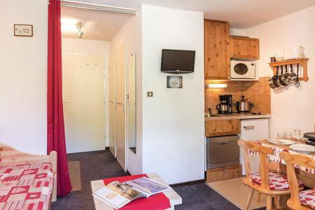 Urlaub in den Bergen 2-Zimmer-Berghütte für 5 Personen (1111) - La Résidence Ski Soleil - Les Menuires - Kochnische