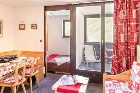 Urlaub in den Bergen 2-Zimmer-Berghütte für 5 Personen (1111) - La Résidence Ski Soleil - Les Menuires - Skiaufbewahrungsraum