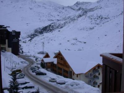 Holiday in mountain resort Logement 1 pièces 4 personnes (SK2708) - La Résidence Ski Soleil - Les Menuires