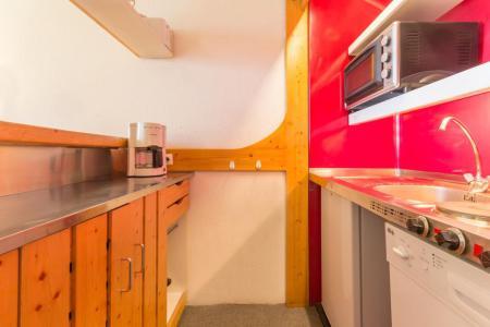 Holiday in mountain resort Studio sleeping corner 5 people (1173) - La Résidence Varet - Les Arcs