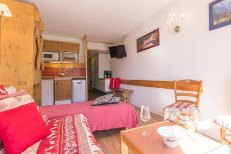 Holiday in mountain resort Studio cabin 5 people (506) - La Résidence Varet - Les Arcs