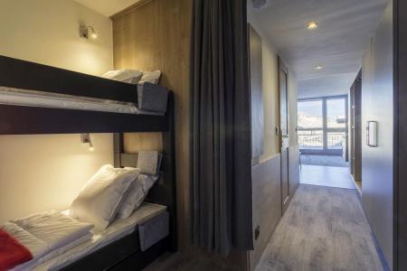 Holiday in mountain resort Studio sleeping corner 5 people (0916) - La Résidence Varet - Les Arcs