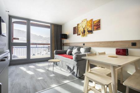Holiday in mountain resort Studio sleeping corner 5 people (0734) - La Résidence Varet - Les Arcs