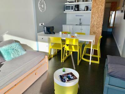 Holiday in mountain resort Studio sleeping corner 5 people (0410) - La Résidence Varet - Les Arcs