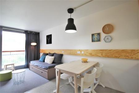 Holiday in mountain resort Studio sleeping corner 5 people (0622) - La Résidence Varet - Les Arcs