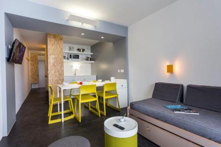 Holiday in mountain resort Studio sleeping corner 5 people (1048) - La Résidence Varet - Les Arcs