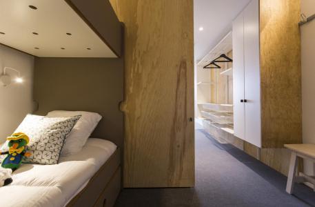Holiday in mountain resort Studio sleeping corner 5 people (0928) - La Résidence Varet - Les Arcs