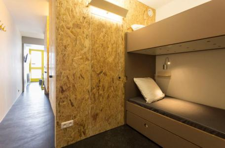 Holiday in mountain resort Studio sleeping corner 5 people (0638) - La Résidence Varet - Les Arcs