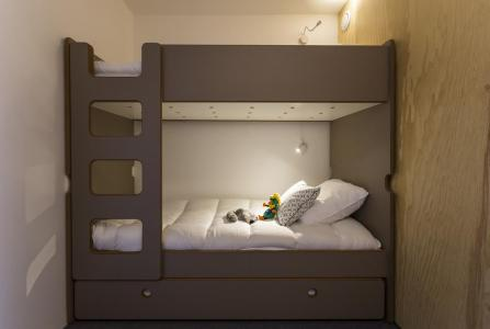 Holiday in mountain resort La Résidence Varet - Les Arcs - Bunk beds