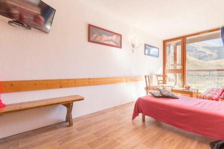 Holiday in mountain resort Studio cabin 5 people (506) - La Résidence Varet - Les Arcs - Accommodation
