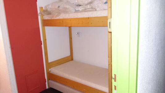 Holiday in mountain resort Studio sleeping corner 4 people (0858) - La Résidence Varet - Les Arcs - Bunk beds