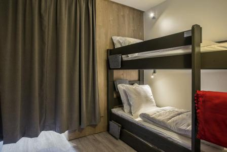 Holiday in mountain resort Studio sleeping corner 5 people (0734) - La Résidence Varet - Les Arcs - Bunk beds